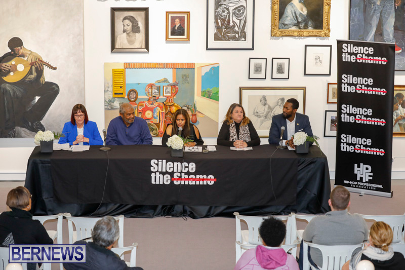 Savvy Entertainment Silence the Shame Panel Discussion Bermuda, January 6 2018-2297