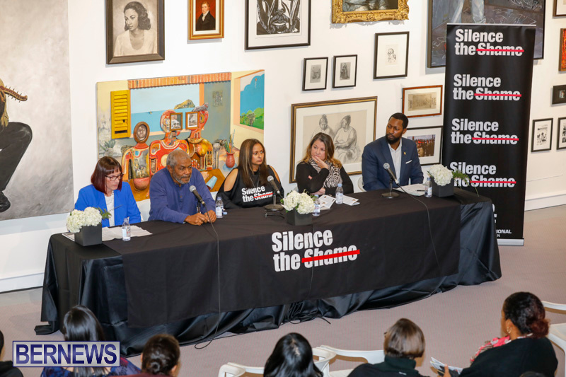 Savvy Entertainment Silence the Shame Panel Discussion Bermuda, January 6 2018-2301