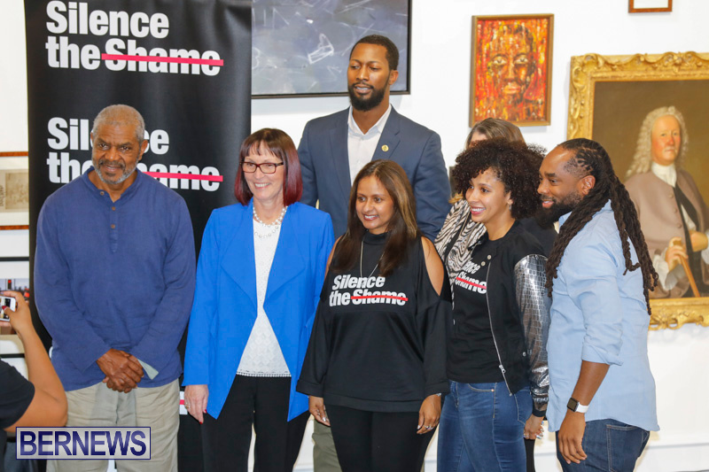 Savvy Entertainment Silence the Shame Panel Discussion Bermuda, January 6 2018-2303