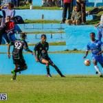 Shield Football Finals Paget vs Southampton Rangers Bermuda, January 1 2018-9686