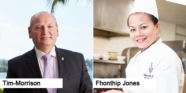 Tim Morrison Fhonthip Jones Bermuda Jan 24 2018