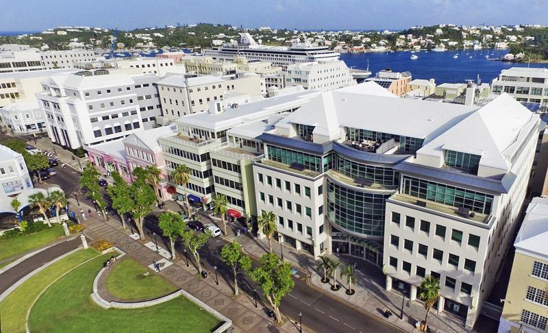 Washington Mall Bermuda January 2018