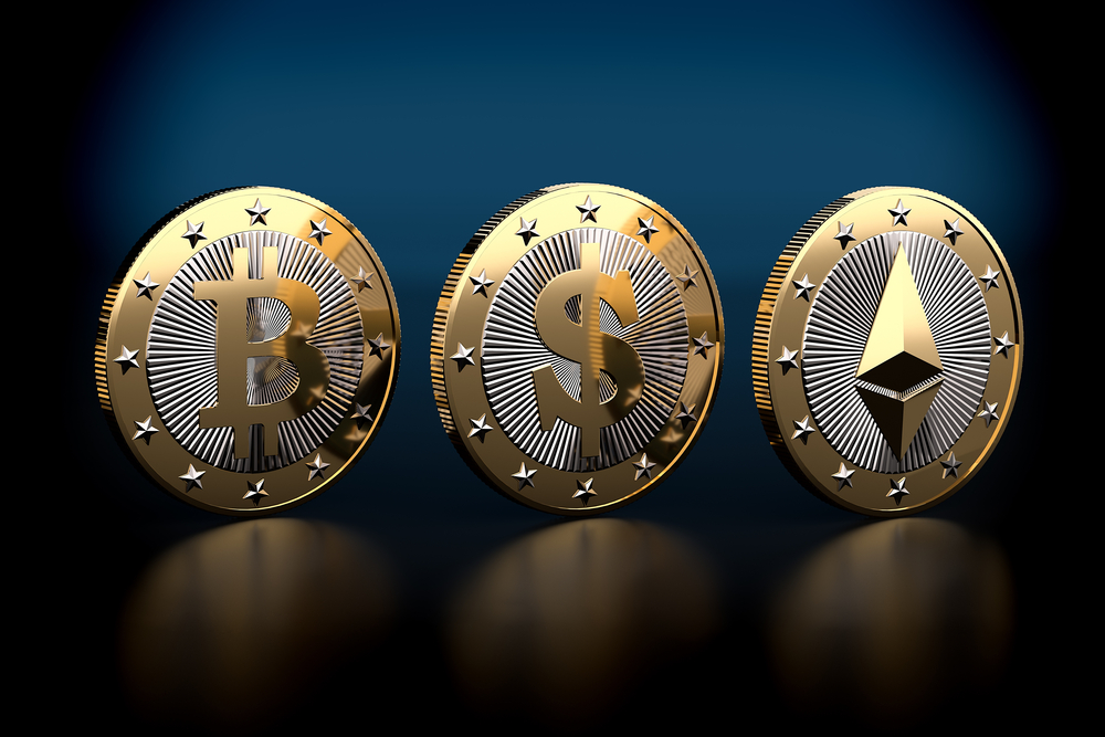 bitcoin digital currency cyptocurrency generic 2238329