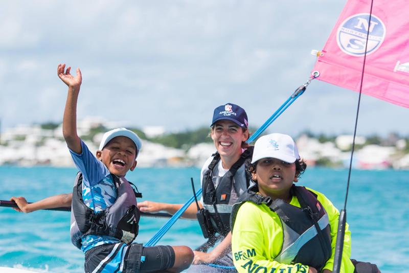 BF&M No Limits Sailing - Endeavour Bermuda Feb 9 2018 (1)