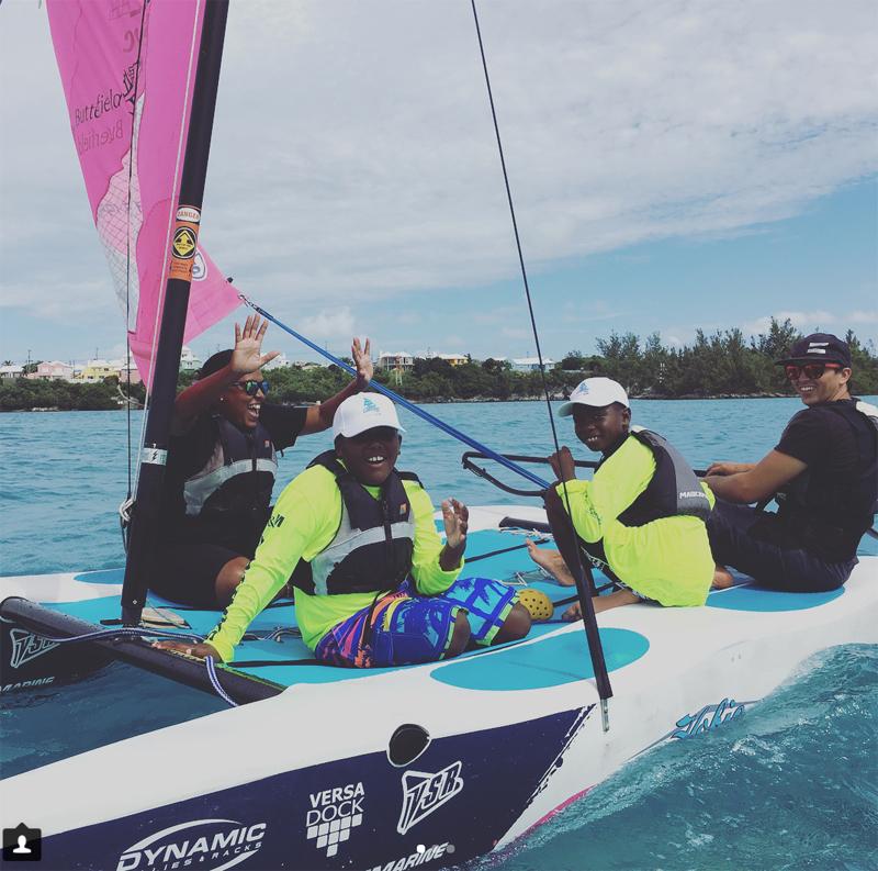 BF&M No Limits Sailing - Endeavour Bermuda Feb 9 2018 (3)