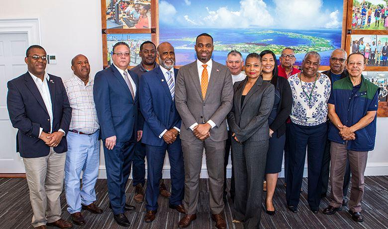 Bermuda Government meet Feb 21 2018 01