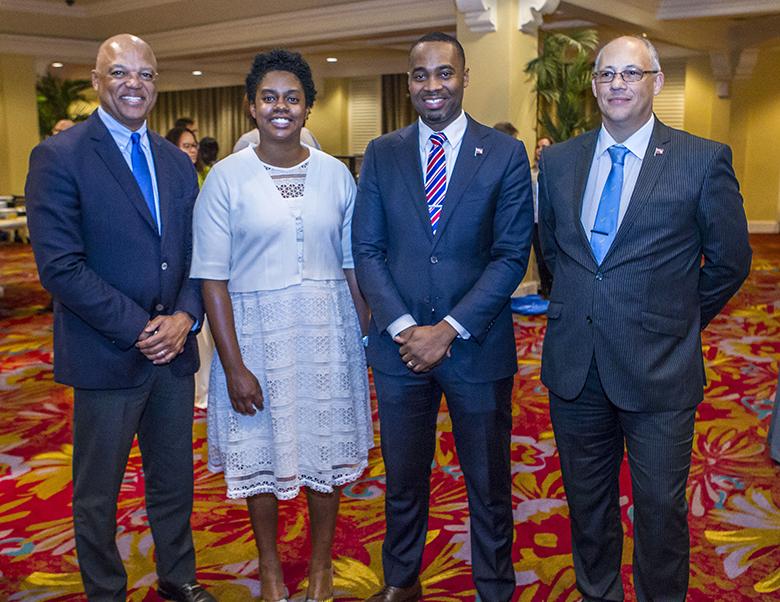 Bermuda Principles Welcome Reception Feb 22 2018