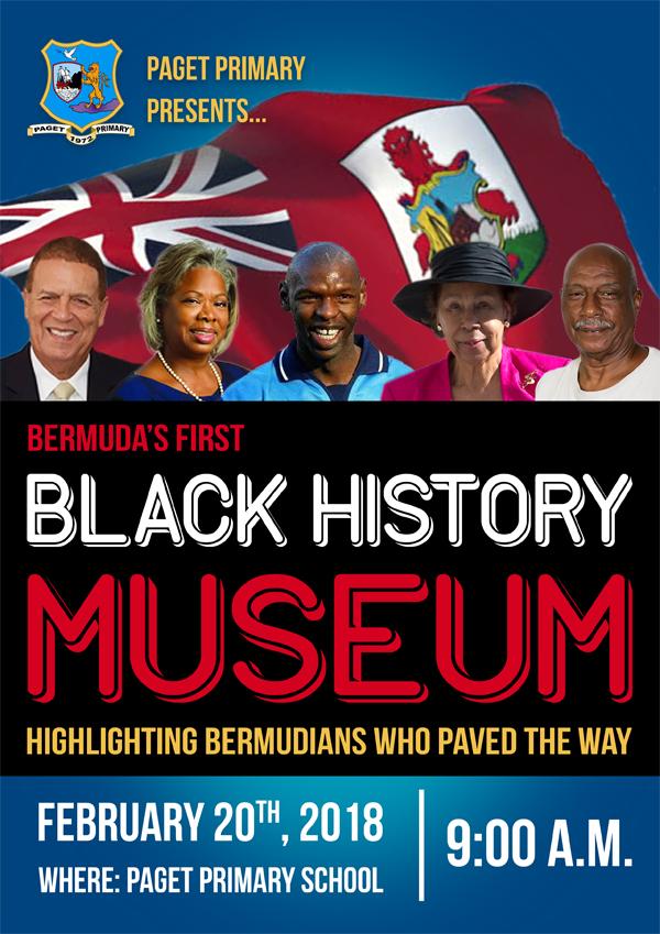 Black History Museums Bermuda Feb 2018