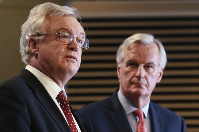 Davis and Barnier 22 Feb