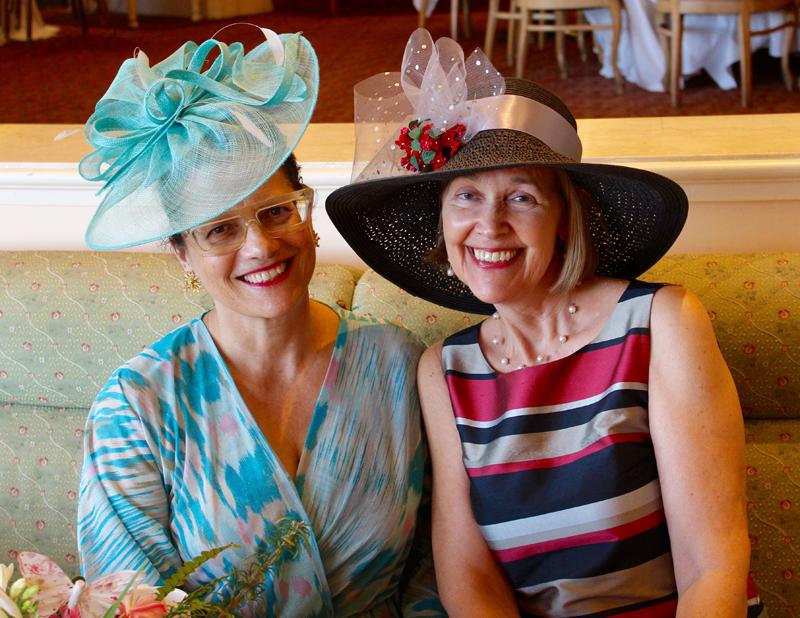 Friends of Hospice Hearts, Hats & High Tea Bermuda Feb 25 2018 (9)