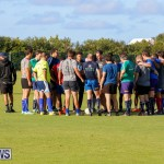 Mens Rugby Squad Play Queens University Bermuda, February 24 2018-3360