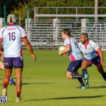 Mens Rugby Squad Play Queens University Bermuda, February 24 2018-3373