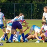 Mens Rugby Squad Play Queens University Bermuda, February 24 2018-3386
