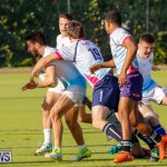 Mens Rugby Squad Play Queens University Bermuda, February 24 2018-3401
