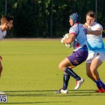 Mens Rugby Squad Play Queens University Bermuda, February 24 2018-3422