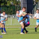 Mens Rugby Squad Play Queens University Bermuda, February 24 2018-3427