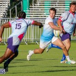 Mens Rugby Squad Play Queens University Bermuda, February 24 2018-3435