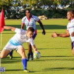 Mens Rugby Squad Play Queens University Bermuda, February 24 2018-3456