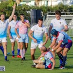 Mens Rugby Squad Play Queens University Bermuda, February 24 2018-3467