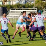 Mens Rugby Squad Play Queens University Bermuda, February 24 2018-3471