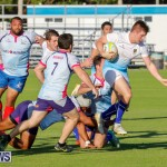 Mens Rugby Squad Play Queens University Bermuda, February 24 2018-3477