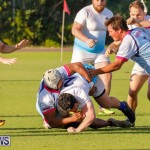 Mens Rugby Squad Play Queens University Bermuda, February 24 2018-3504