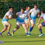 Mens Rugby Squad Play Queens University Bermuda, February 24 2018-3507