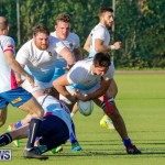 Mens Rugby Squad Play Queens University Bermuda, February 24 2018-3510