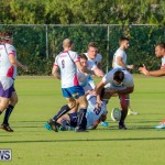 Mens Rugby Squad Play Queens University Bermuda, February 24 2018-3511