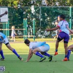 Mens Rugby Squad Play Queens University Bermuda, February 24 2018-3529
