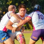 Mens Rugby Squad Play Queens University Bermuda, February 24 2018-3552