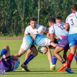 Mens Rugby Squad Play Queens University Bermuda, February 24 2018-3564