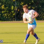 Mens Rugby Squad Play Queens University Bermuda, February 24 2018-3569