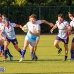 Mens Rugby Squad Play Queens University Bermuda, February 24 2018-3576