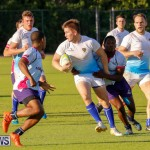 Mens Rugby Squad Play Queens University Bermuda, February 24 2018-3588