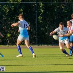Mens Rugby Squad Play Queens University Bermuda, February 24 2018-3623
