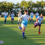 Mens Rugby Squad Play Queens University Bermuda, February 24 2018-3686
