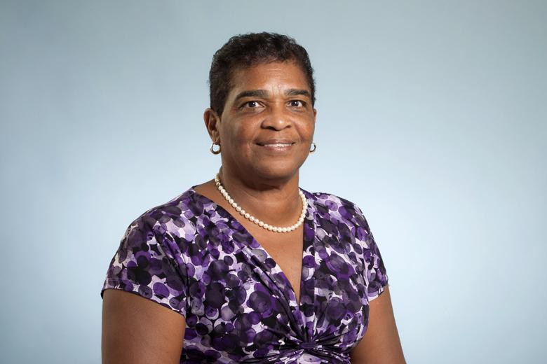 Patricia Gordon-Pamplin Bermuda Feb 5 2018