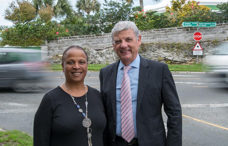 Pringle and Doherty Bermuda Feb 2018