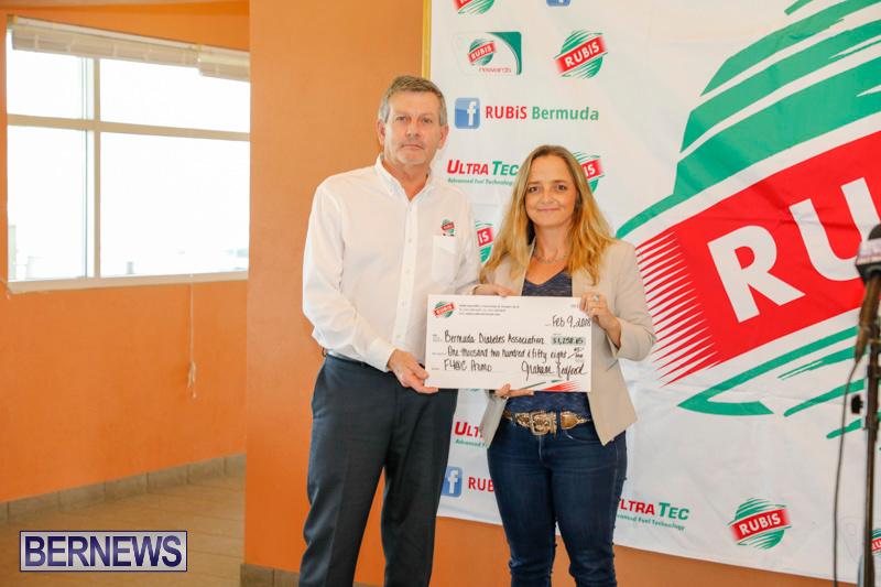 RUBiS 'Fuel For A Cause' Presentation Bermuda, February 9 2018-8294