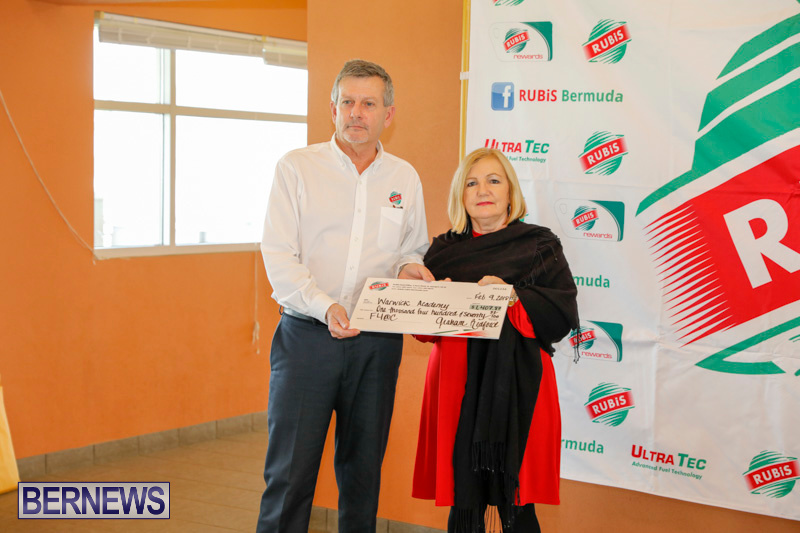 RUBiS 'Fuel For A Cause' Presentation Bermuda, February 9 2018-8298