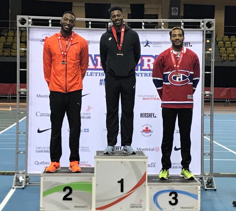 Tyrone Smith Bermuda Feb 13 2018