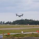 US Marine Corps V22 Ospreys Bermuda, February 28 2018-3823