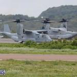 US Marine Corps V22 Ospreys Bermuda, February 28 2018-3852