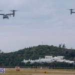 US Marine Corps V22 Ospreys Bermuda, February 28 2018-3894