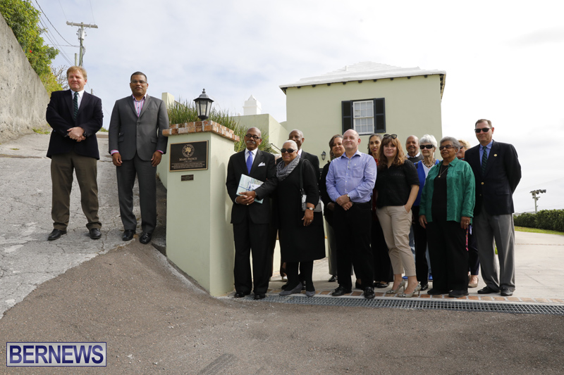 Unveiling of Mary Prince plaque Bermuda February 7 2018 (15)