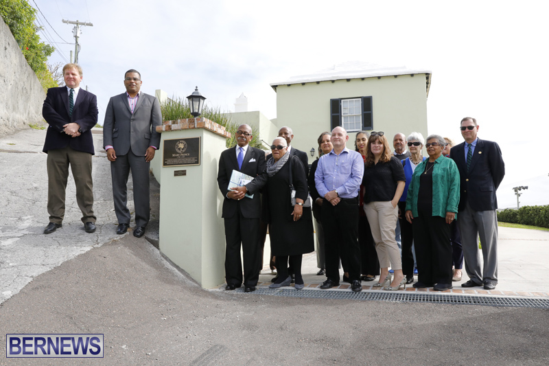 Unveiling of Mary Prince plaque Bermuda February 7 2018 (16)