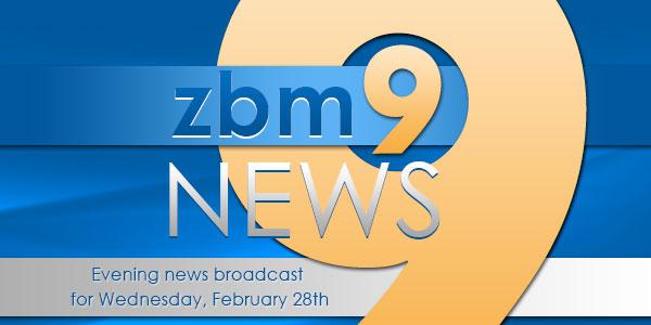 zbm 9 news Bermuda February 28 2018 tc