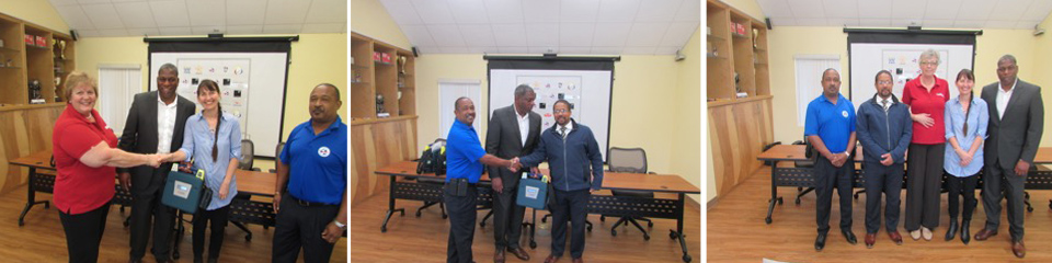 AED Presentation Bermuda March 2018