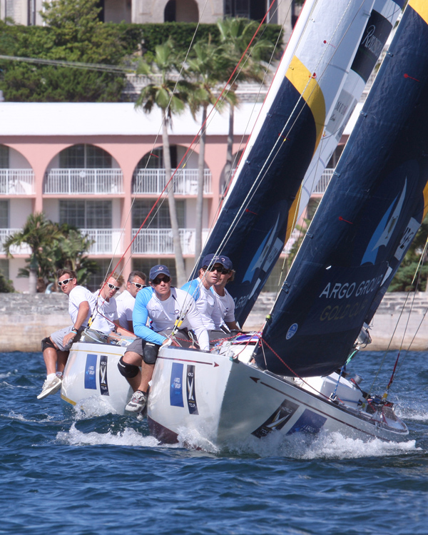 Argo Group Gold Cup Bermuda March 2018
